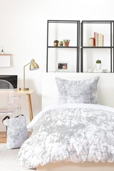 Buy Bed In A Bag with Dream Big Dramatic designed by Hello Sayang. One of many amazing home décor accessories items available at Deny Designs. Peach Bedding, Duvet Bedding Sets, Grey Bedding, Luxury Bedding, Modern Bedding, Comforters, Marble Bedding, Mermaid Bedding, Mermaid Bedroom