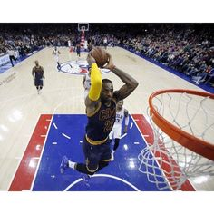 The lone remaining undefeated team in the league (5-0) Cleveland Cavaliers head to Philadelphia tonight to take on the winless 76ers. Cleveland has drained 66 three-pointers through five games and their 13.2 made threes per game ranks 1st in the NBA. Dating back to 2013 the Cavs are 9-1 against the 76ers and have won each of the last six games. King James needs just two points to surpass Hakeem Olajuwon's total of 26946 points and vault into 10th place on the NBA's all-time scoring list…