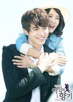 Korean Drama - Scent of A Woman #AllTimeFav