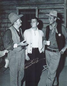 Patrick Wayne--John Wayne