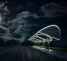 Glass Butterfly | Form4 Architecture | Archinect