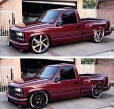 Chevy c1500. That bottom one tho…