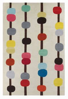 ABACUS  Fiona Curran  Contemporary rugs  Wool  £665  per m2