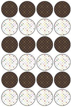 Edible Cake Photos - Logos