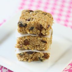 Eat These Now! The Easiest No-Bake Energy Bars for Busy Moms | eHow Mom | eHow
