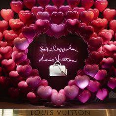 @ashleesarajones Instagram follow now @louisvuitton Sofia Coppola + Louis Vuitton fantasy window display #sofiacoppola #louisvuitton #lv #fantasy #fantasywindow #celebration #designer #fashion #style #photography #neon #neonsign #displau #photography #handbag #obsessed #love