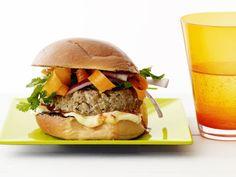 Thai Pork Burger recipe from Food Network Kitchen via Food Network