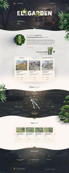 Красивые дизайны сайтов и лэндингов со всего интернета Site Web Design, Web Design Examples, Graphisches Design, Creative Web Design, Page Design, Flat Design, Cv Examples, Design Ideas, Sites Layout