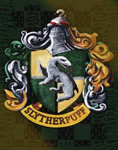 The Hogwarts INTER-HOUSE Sorting. This one actually seems to fit me very well. Normally I'm a Hufflepuff, but the way they describe a sytherpuff actually fits me quite well.