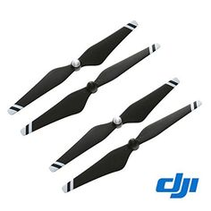 2 Pairs Genuine DJI Phantom 3 E305 9450 Props Carbon Fiber Reinforced Self-tightening Propellers (Composite Hub, Black with White Stripes) For Phantom 3 Professional, Advanced, Phantom 2 series, Flame Wheel series platforms and the E310/E305/E300 tuned propulsion systems Black W/ white Stripes - http://www.midronepro.com/producto/2-pairs-genuine-dji-phantom-3-e305-9450-props-carbon-fiber-reinforced-self-tightening-propellers-composite-hub-black-with-white-stripes-for-phantom-