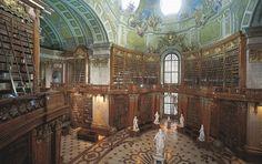 Prunksaal der Österreichischen Nationalbibliothek, Wien, Wien :: cusoon ::