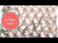 Crochet duster by Oana - YouTube