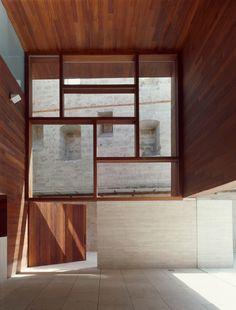 Valladolid, Spain  National Museum San Gregorio School Extension  Nieto Sobejano Arquitectos
