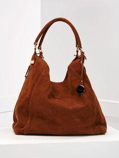 Kožená taška, MOHITO