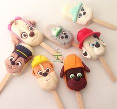 Fun Baking Recipes, Best Cookie Recipes, Confectionery Recipe, Magnum Paleta, Cute Baking, Baking Business, Paw Patrol Party, Ice Pops, Chocolate Covered Strawberries