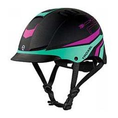 Fallon Taylor FTX Horse Riding Helmet Carbon - Item # 43654