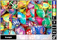 Easter & Spring Home & Garden Easter Games, Egg Decorating, Spring Home, Easter Eggs, Puzzles, Home And Garden, Hand Painted, Ebay, Products