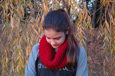 Two Friends - Lovers of Design - Creating products promoting true inner beauty - Winter Season, Fall Winter, Walk To School, Chunky Knit Scarves, Candy Apple Red, Winter Collection, Toast, Product Launch, Knitting