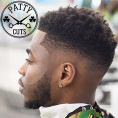 patty_cuts_and fresh clean skin fade Black Men Haircuts, Cool Mens Haircuts, Black Men Hairstyles, Cool Hairstyles For Men, Hairstyles Haircuts, Haircuts For Men, Fresh Haircuts, Short Textured Hair, Textured Haircut