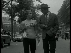 À Bout De Souffle (Breathless) | Beautiful Stills from Beautiful Films
