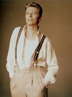 David Bowie, Photo by Matthew Rolston.
