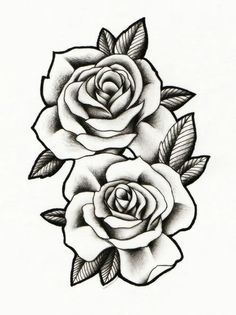 Image result for rose tattoo