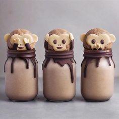 Happy Friday! Hayırlı Cumalar!  #happyfriday #hayırlıcumalar #monkey #love #maymun #sevgi #huzur #yummy #foody