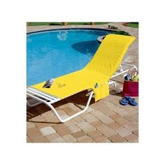 1000 images about covering cushions on pinterest for Chaise lounge beach towels