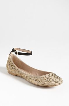 Steve Madden 'Kongo' Ankle Strap Flat available at #Nordstrom