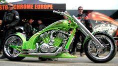 Anlässlich der European-Bike Week wurde ein besonderes Highlight für Biker und Motorradfans im Casino Velden organisiert. Die spektakulärsten Bike-Modelle des als weltbesten Motorrad Designer bekannten Fred Kodlin wurden vom 2. Bis zum 6. September 2014 im Casino präsentiert.