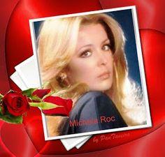 MICHELA ROC  (nome artístico)  BIANCA MARIA ROCCATANI   (nome real)       (nasceu em 19 de novembre1941 em Roma - Itália )     ...