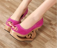 Unique sexy lady high abnormal heels sandals summer shoes 2013 for women  $37.08