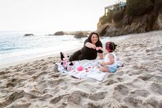 Two Year Old Family Portraits | Lovely By Lisette