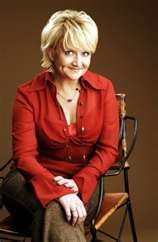 Chonda Pierce is a Christian commedian and actress who gives the original meaning to ROFL