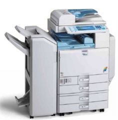 Comparing your old office copier to today's copy machine is like comparing a typewriter to a computer. New multi-functional copiers are replacing standalone printers, scanners and fax machines. New copy machines send documents by copier fax or copier email. New photocopiers can copy and print and scan at speeds well over a 100 pages per minute.