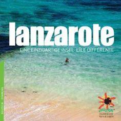 Lanzarote Tourismusbroschüre