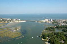 Lynnhaven to the Chesapeake Bay