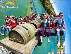 Feel the force of Furious Baco at PortAventura