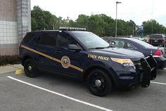 WV State Police car