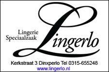 Lingerlo Lingerie speciaalzaak Uw lingerie specialist , maar ook voor pyama's en badkleding bent u aan de Kerkstraat 3 aan het goede adres !
