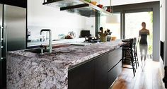 Granite Aruba Dream Countertop Room Scene