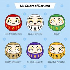 Find Vector Colored Japan Daruma Monk Dolls stock images in HD and millions of other royalty-free stock photos, illustrations and vectors in the Shutterstock collection. Thousands of new, high-quality pictures added every day. Daruma Doll Tattoo, Japanese Festival, Japanese Folklore, Kawaii Doodles, Elephant Pattern, Maneki Neko, Anime Japan, Cute Teddy Bears, Baby Cartoon