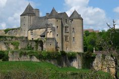 chateau de Salignac-Eyvigues Dordogne