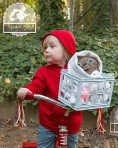 Over 40 of the BEST Homemade Halloween Costumes for Babies & Kids! - Kitchen Fun With My 3 Sons