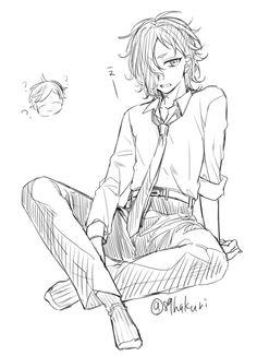 Anime Drawings Sketches, Anime Sketch, Manga Drawing, Manga Poses, Anime Poses, Art Poses, Drawing Poses, Cute Anime Character, Cute Characters
