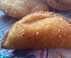 Recette Rissois portugais ( beignet portugais) par sortilege - recette de la catégorie Tartes et tourtes salées, pizzas