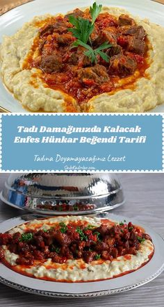 Easy Brunch Recipes, Snack Recipes, Snacks, Tasty, Yummy Food, Turkish Recipes, Quiche, Food And Drink, Beef