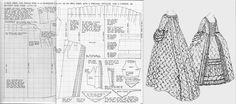 Robe a la Francais - c.1770-5 - Snowshill Manor