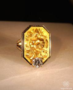 Vendôme ring, Lion