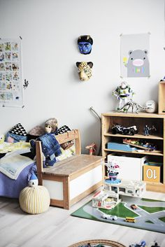 Little boy bedroom